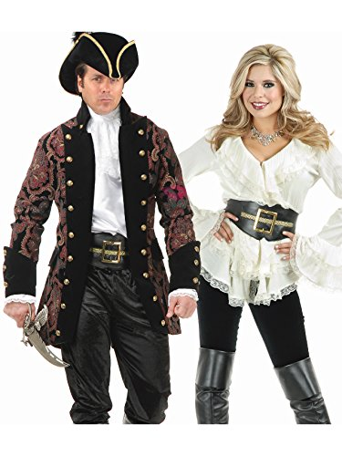Charades Sash Style Tie Pirate Belt Costume Accessory