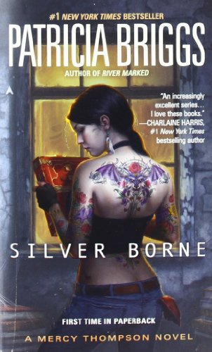 Book cover for Silver Borne