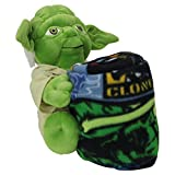 Best Blanket Star Wars Blankets - Kid's Character Throw Blanket and Pillow Set Review