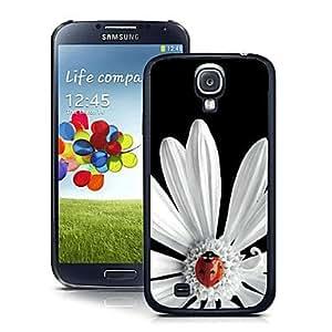 Patrón de flores caso del efecto 3d para Samsung 9500
