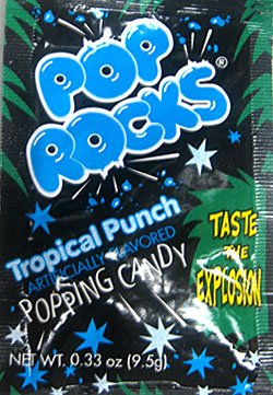 (Pop Rocks - Tropical Punch (12 count))