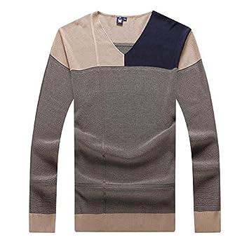 Preis bleibt stabil ungleich in der Leistung neueste art Langmotai Pullover Herbst Lässige Pullover O-Line Gestreift ...