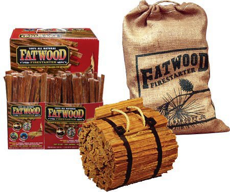 (WOOD PRODUCTS INTERNATION FATWOOD COLOR BOX 10 POUND)