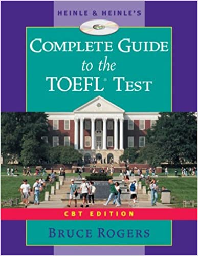 Best of the toefl the complete guide to the toefl test: ibt edition.