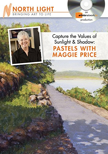 Pastel Shadow - Capture the Values of Sunlight & Shadow - Pastels with Maggie Price