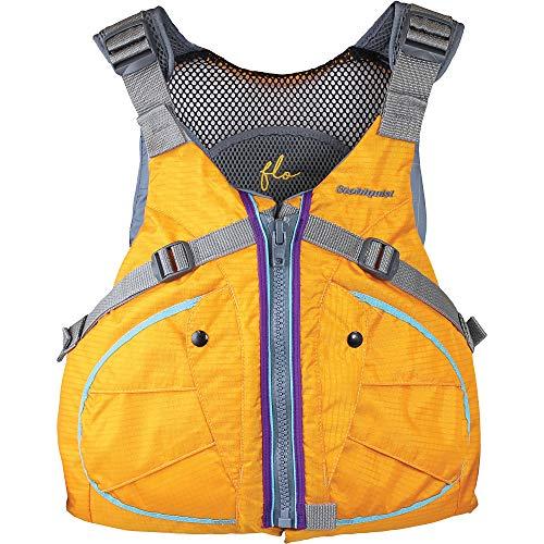 Stohlquist Women's Flo Lifejacket-Navy-Plus