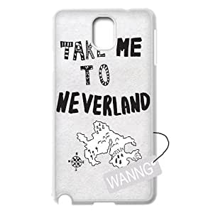 take me to Neverland Samsung Galaxy Note3 N9000 Custom Case, take me to Neverland DIY Case for Samsung Galaxy Note3 N9000 at WANNG