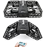 NiGHT LiONS TECH N815 WIFI Quadcopter With 0.3MP HD Camera Foldable Arm Altitude Hold RC Mini Quadcopter Selfie Pocket RTF Drone