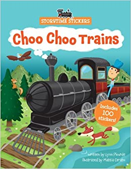 Descargar Torrent Paginas Storytime Stickers: Choo Choo Trains De PDF