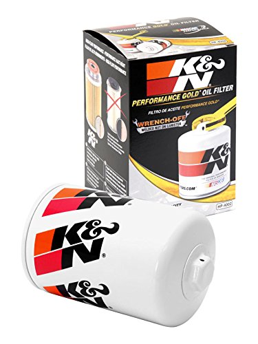 HP-4002 K&N Performance Oil Filter; AUTOMOTIVE (Automotive Oil Filters):