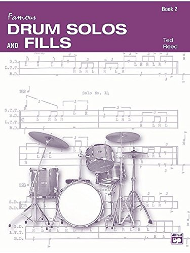 drum-solos-and-fill-ins-for-the-progressive-drummer-bk-2-ted-reed-publications