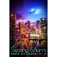 Sizzling Miami Boxed Set: Books 5 – 8 (Boxed Sets Book 2)
