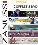 Krzysztof Zanussi Collection - 5-DVD Box Set ( Constans / Persona non grata / Zycie jako smiertelna choroba przenoszona droga plciowa / Zycie rodzinne / [ NON-USA FORMAT, PAL, Reg.2 Import - France ]