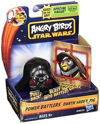 Angry Birds Star Wars Power Battlers Darth Vader Pig Battler