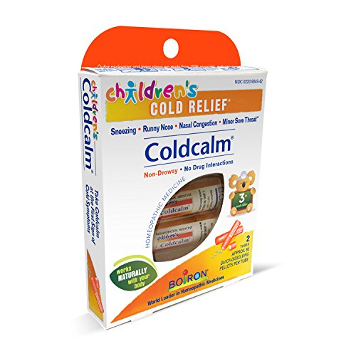 Boiron Children's Coldcalm, Homeopathic Medicine for Cold ...
