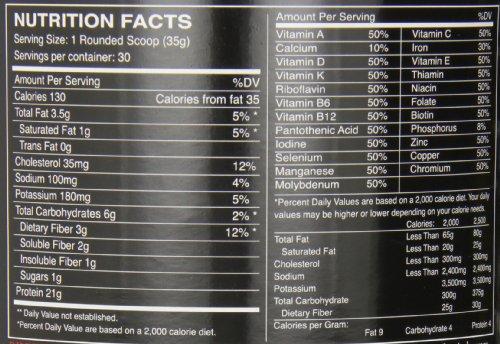 Myogenix Myo Lean Evolution, smooth, Creamy & Delicious Strawberry, 2.31 Pounds