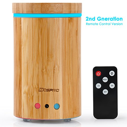Essential Oils Diffuser For Less ~ Aromatherapy diffuser with remote control storeiadore