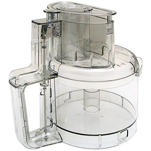 Cuisinart WBA-DLC7N Work Bowl, Cover and Pusher Assembly ()