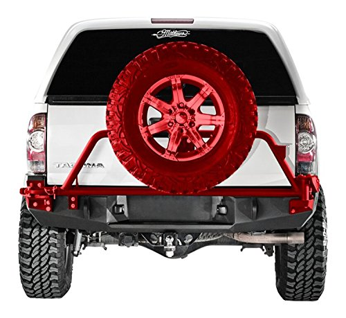 (Fab Fours TT05-Y1351-1 Heavy Duty Rear Bumper)