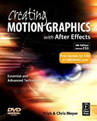 Trish and Chris Meyer share fifteen years of real-world film and video production experience inside the critically acclaimed Creating Motion Graphics with After Effects. More than a step-by-step review of the features in After Effects, you wi...