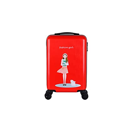 776f90b7d218 Amazon.com: Kehuitong Carry Suitcase, Hard Case, Rotating Suitcase ...