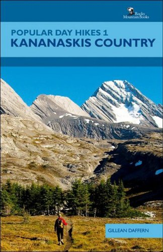 Popular Day Hikes: Kananaskis Country (No. 1)