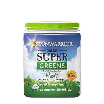 sunwarrior protein pulver