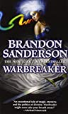Book cover from Warbreakerby Brandon Sanderson