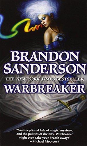 Warbreaker [Brandon Sanderson] (De Bolsillo)