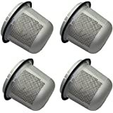 Black & Decker PHV1810/PHV1210 Vac Replacement (4 Pack) Pre-Filter # 90552388-4pk