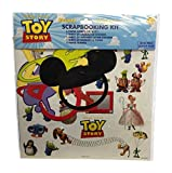 Disney Parks Toy Story Scrapbooking Kit Supplies Woody Buzz Lightyear Jessie