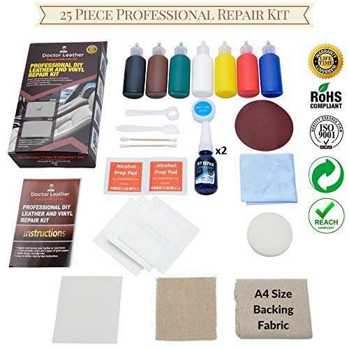 Top 10 Best Leather Furniture Repair Kit Best Of 2018
