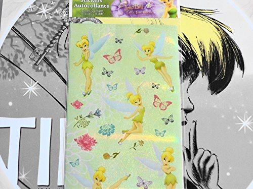 Tinker Bell 2018 Wall Calendar and Stickers By Sandylion Bundle Photo #4