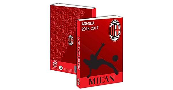 Amazon.com: A.C. Milan Colección oficial – Agenda escolar ...