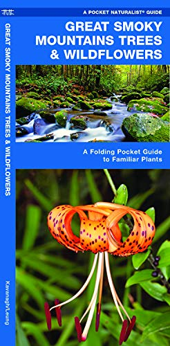 Great Smoky Mountains Trees & Wildflowers: A Folding Pocket Guide to Familiar Plants (Pocket Naturalist Guides)