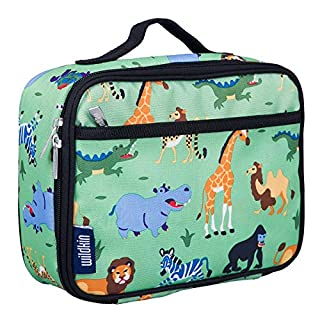 Wildkin Lunch Box, Wild Animals (B004NWLYT2) | Amazon Products
