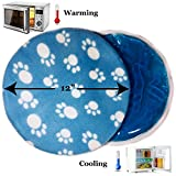 Pet Fit For Life Snuggle Soft Cooling and Microwave Heating Gel...