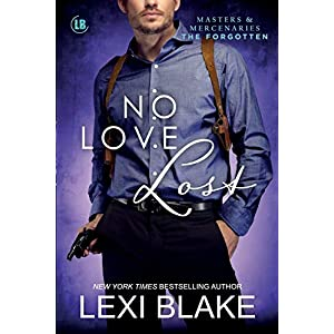 No Love Lost: 5 (Masters and Mercenaries: The Forgotten)
