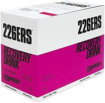 226ERS Recovery Drink Monodosis, Recuperador a base de ...