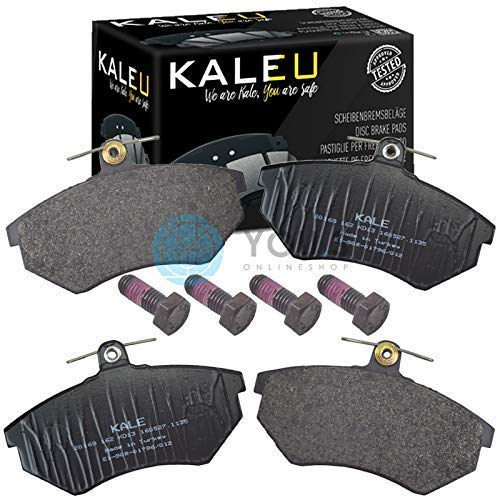 Kale 357698151 Front Axle Set of Brake Pads Brake Pads: