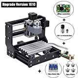 Best mini metal milling machine - CNC Machine kit, MYSWEETY Upgrade Version CNC 1810 Review