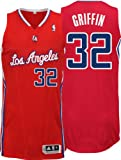 NBA Los Angeles Clippers Red Authentic Jersey Blake Griffin #32, X-Large