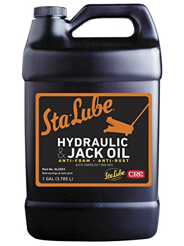 Bottle Jack Oil - CRC Sta-Lube SL2553 Hydraulic and Jack Oil - 1 gal
