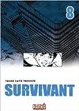 Survivant, Tome 8 : de Takao Saito ( 21 février 2008 )