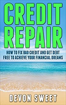 how to fix my bad credit