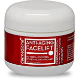 Cheap Natural Anti-Aging Facelift Cream for Face | Ultimate Moisturizer w/ Retinol, Peptides, Stem Cells, Hyaluronic Acid, Vitamin E, Grape Seed | Helps Smooth Fine Lines, Wrinkles & Brightens | 2 OZ / 60 G