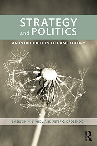 Download Strategy and Politics: An Introduction to Game Theory Pdf
