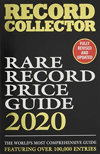 Rare Record Price Guide 2020 -