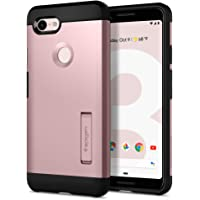 Spigen F19CS25035 Pixel 3 Case Tough Armor, Rose Gold