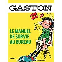 Gaston, le manuel de survie au bureau (Jeux) (French Edition)
